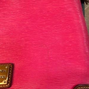 Dooney & Bourke Bags - Dooney & Bourke crossbody and matching wristlet